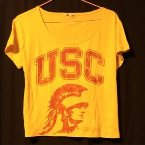 USC game day top!!